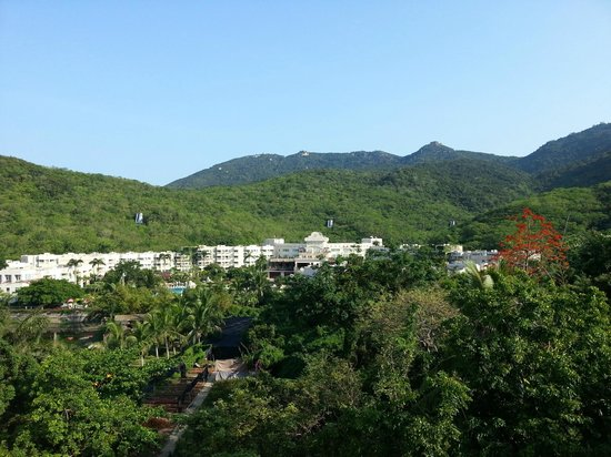 Universal Resort: Вид из номера