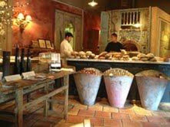 Corkscrew Cafe: Pizza Station