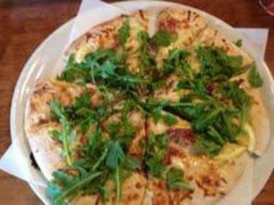 Corkscrew Cafe: Meyer Lemon Pizza