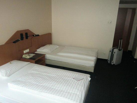 Arcadia Hotel Berlin: Camera