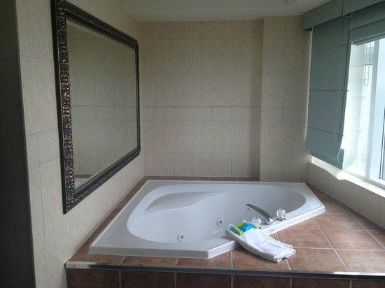 Radisson Hotel & Suites Fallsview: Jacuzzi