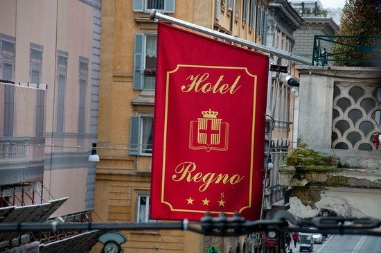 Hotel Regno: Looks Good