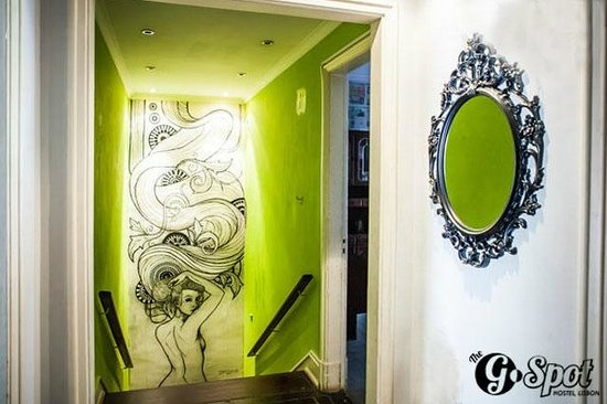 The G Spot Hostel: Gspot Art