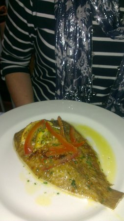The Chronicle Restaurant: Plaice