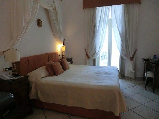 Santa Caterina Hotel: Room 27