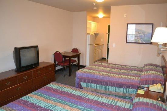 Cottonwood Suites Westminster : Studio Double Beds