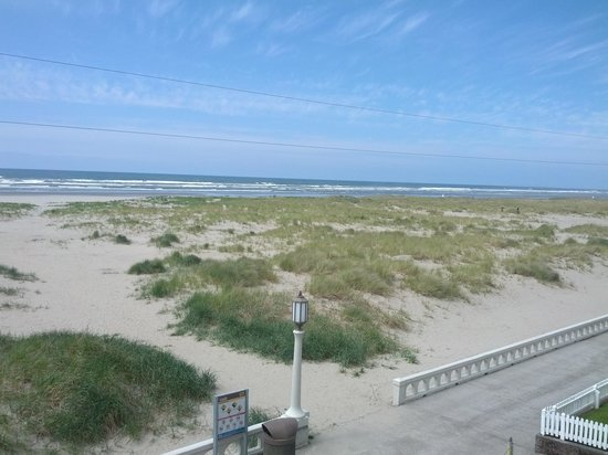 Best Western Plus Ocean View Resort: view from our room