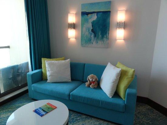 JA Ocean View Hotel: Pokój