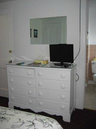 Deerfield Spa: Typical furnishings