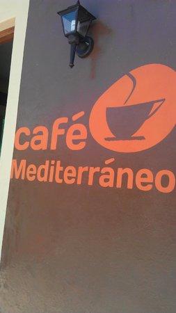 Cafe Mediterraneo: logo