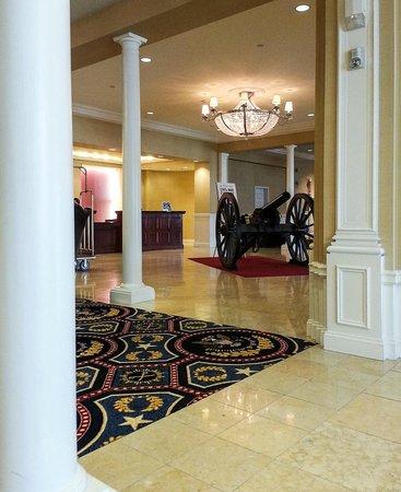 Wyndham Gettysburg: The Lobby Canon