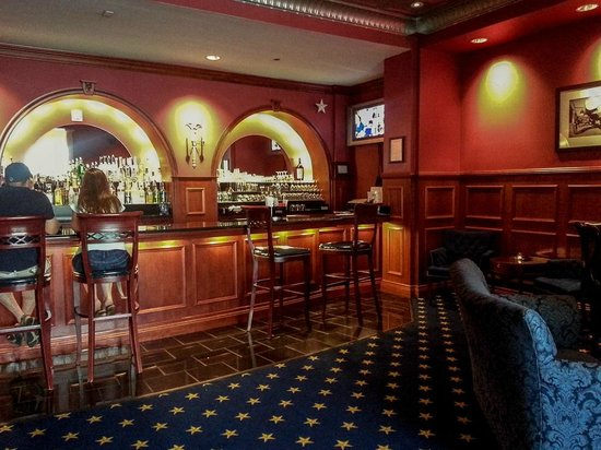 Wyndham Gettysburg: Lounge