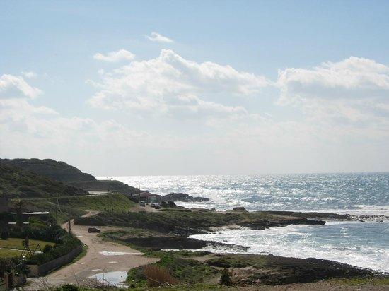 La Botteghina: Panorama fuori Alghero