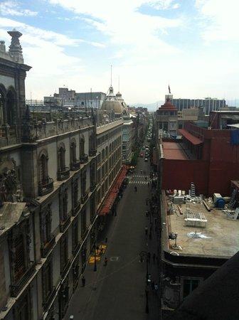 Vista desde el Restaurante-Terraza