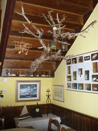 Taverna Porto: διακοσμητική πινελιά!