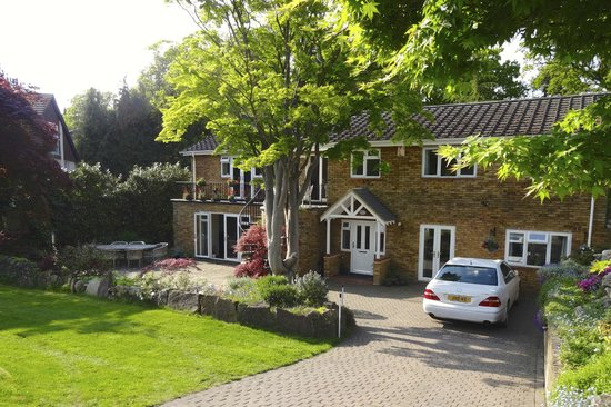 Fordwater: the hotel