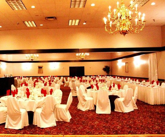 Envision Hotel St. Paul South: Wedding