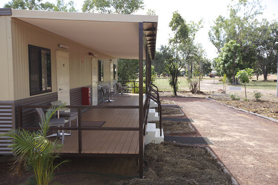 Drysdale River Station: new accommodation rooms