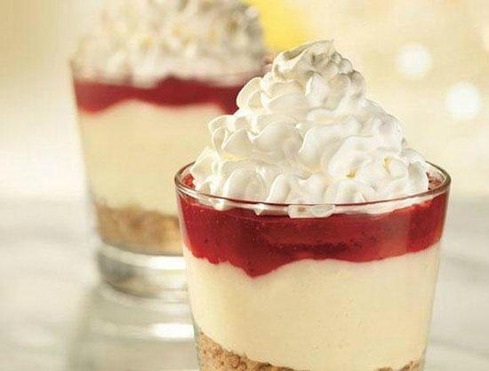 Applebee's Dessert Shooters