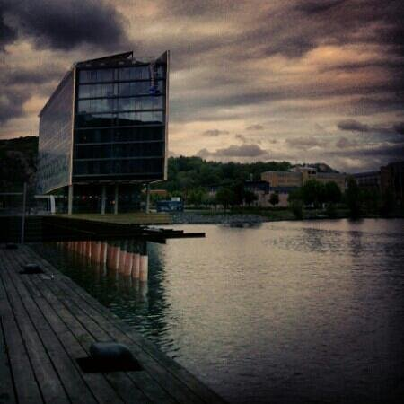 Radisson Blu Riverside Hotel, Gothenburg : Radisson blu Riverside