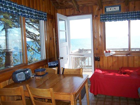 Gooseberry Cabins: Cabin #5