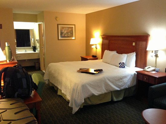 Econo Lodge: room overview