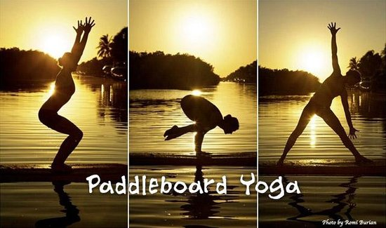Ohana Paddle Sports: SUP Yoga