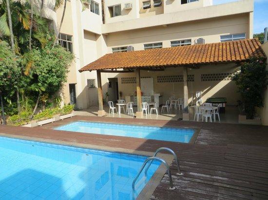 Lider Palace Hotel: piscina e lazer