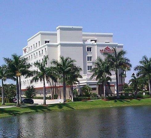 Hawthorn Suites by Wyndham West Palm Beach: Hotel