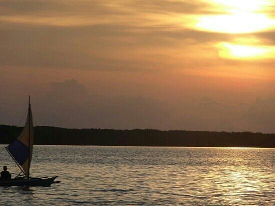 Dos Palmas Island Resort & Spa : sunrise
