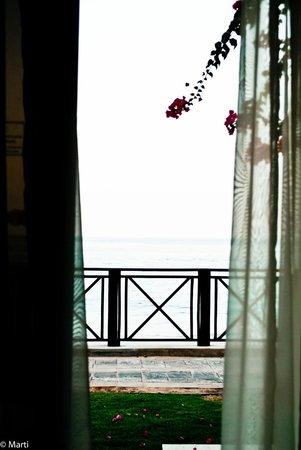 Miramar Al Aqah Beach Resort: view from the hotel