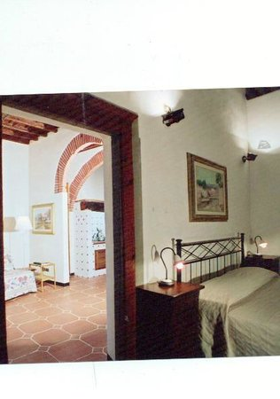 Chiazza: camera doppia/double room