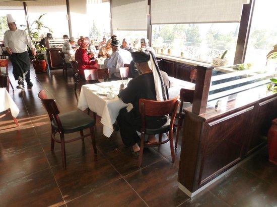 ناشونال هوتل جيروسليم: restaurant