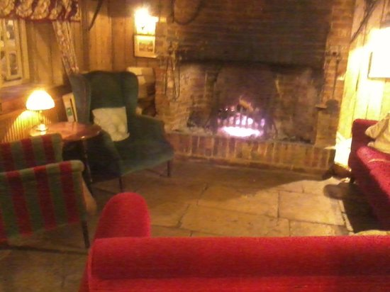 The Crown Inn: Snug pub