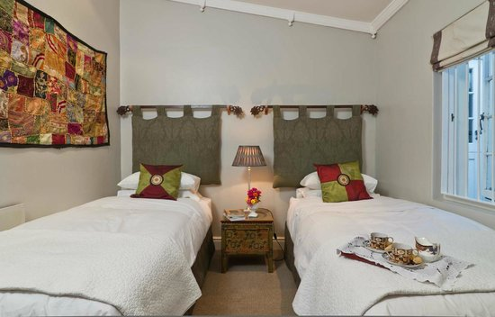 Gilmourhill B&B: Twin en suite room - let the warmth and calm envelop you