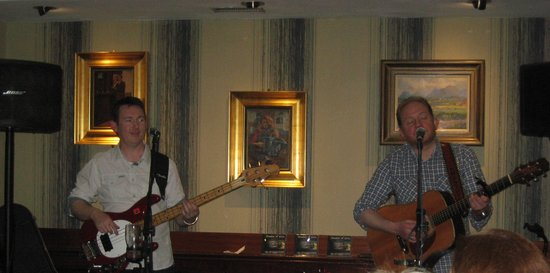 Killarney Towers Hotel & Leisure Centre: delightful Irish music