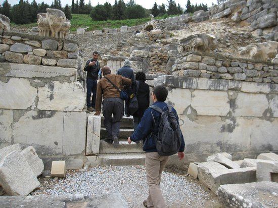 Apasas Tours : Wonderful tour of Ephesus