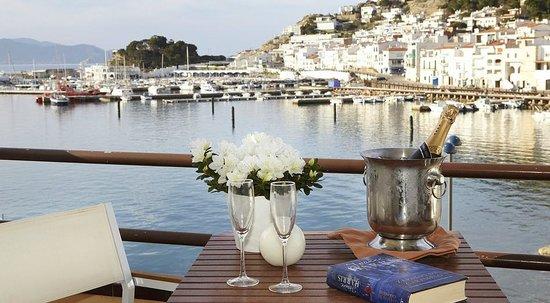 Hotel Spa Cap de Creus: terrassa vista mar amb jacuzzi