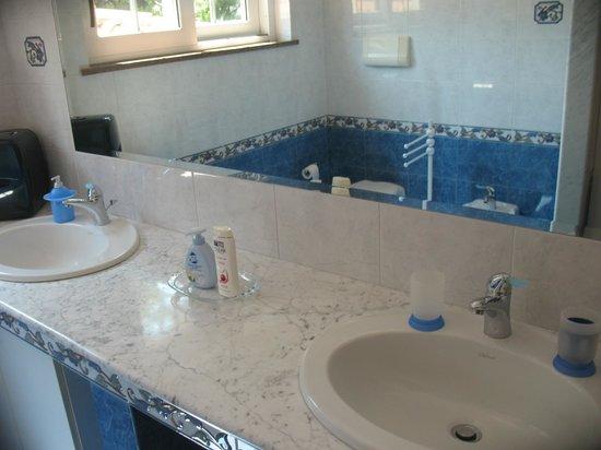 B&B Villa Maria: bagno in camera