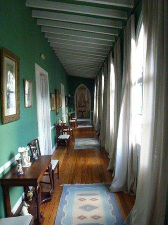 Hotel Rural Las Longueras: Vestibule