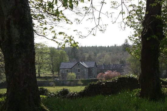 Ballynahinch Castle Hotel: pretty views