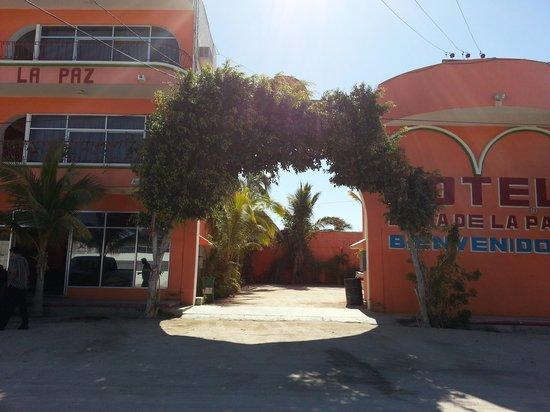 Hotel Bahía de La Paz : BP