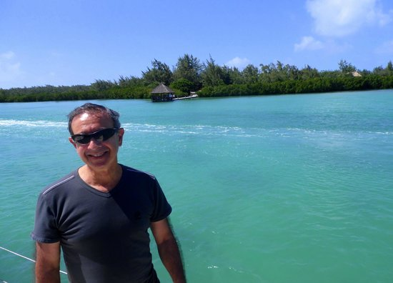 Passion Oceane Eco Cruises and Adventures: Tomando sol