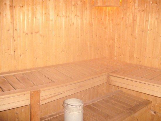Hotel Calma: le sauna