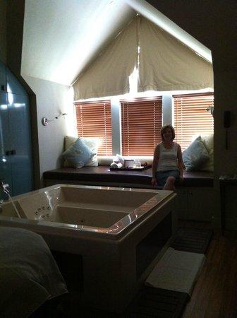 Inn Walden: Spa area for couples