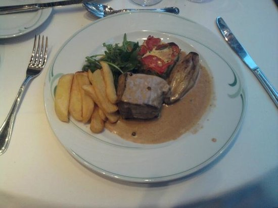 Best Western County House Of Brussels: Plat