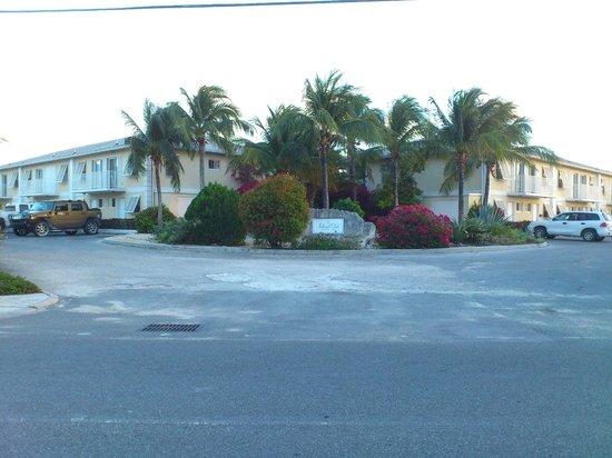Island Club: veduta esterna