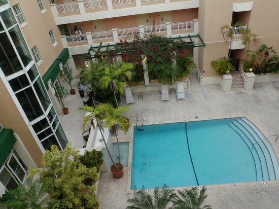 Rodeway Inn South Miami - Coral Gables: pischina