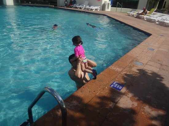 Park Royal Cancun: upper pool