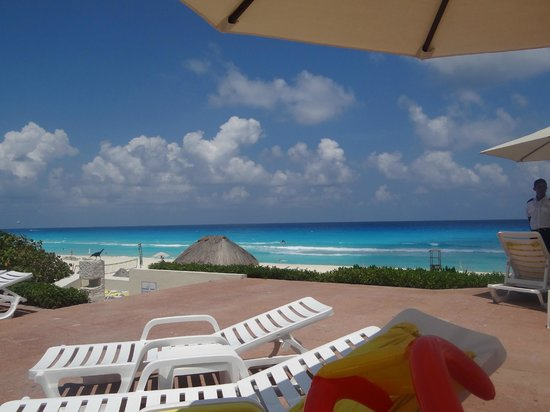Park Royal Cancun: gorgeous beach